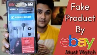 3e0969e11cc Received A Fake Sennheiser CX 180 earphone from eB.