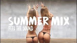 Feel The Sound Summer Mix 2017 ★ Best of Vocal Deep House Martin Garrix ft. Kygo & Stoto