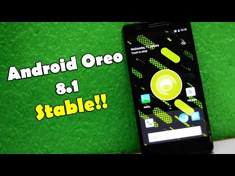 Flash Stable Android 8.1 | Lenovo K3 Note/A7000+