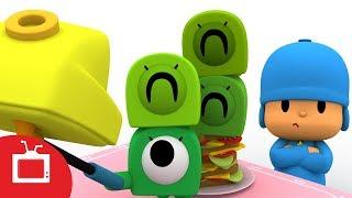 Pocoyo mezz ora di cartone animato educativo per i bambini