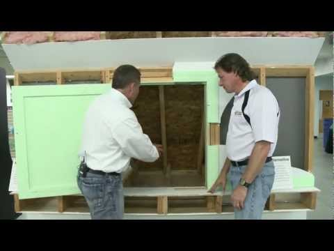 Insulating Knee Walls | Making Finished Attics Energy Efficient in Cleveland