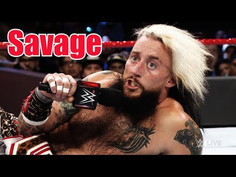 WWE ENZO AMORE MOST SAVAGE MOMENTS!! - HD