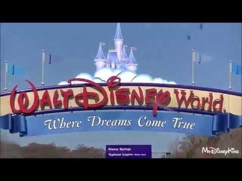 Arriving at Port Orleans Riverside at Walt Disney World Hotel Resorts