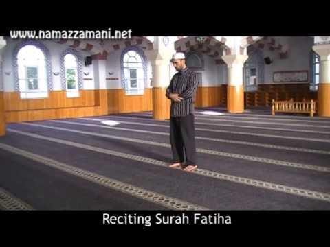 How to perform salat al maghrib - Two Rak'ahs Sunnah (Sunset Prayer)