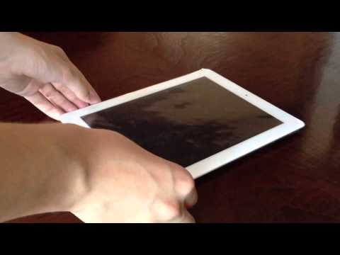 iPad (3rd Generation) (Wi-Fi + Cellular) Unboxing | Alessandro Blajovan
