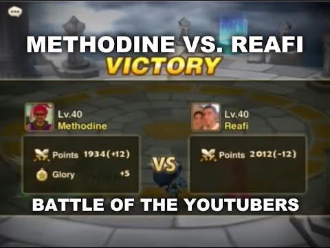 Meth (Gamingbantz) vs. Reafi - Summoners War PvP Rematch