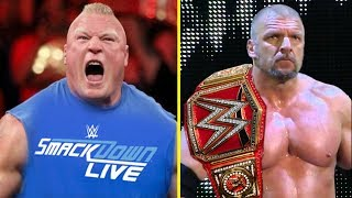 10 WWE PLANS Rumored for 2018