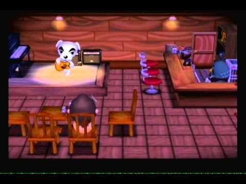 Let's Play Animal Crossing City Folk - #57 Lucky