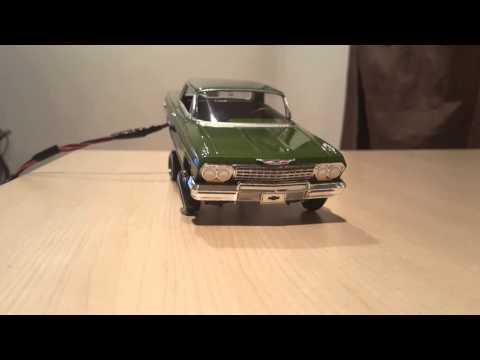 1962 Impala lowrider hopper