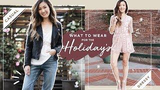 What to Wear for the Holidays    ilikeweylie