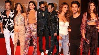 Bharat Movie Screening | Salman Khan, Sunil Grover, Disha Patani, Katrina Kaif