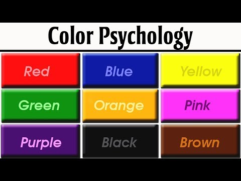 Select One color and know your Natural qualities | Color Psychology Test