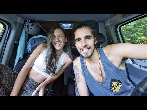 VAN LIFE | A Day in the Life | Driving Across the Country