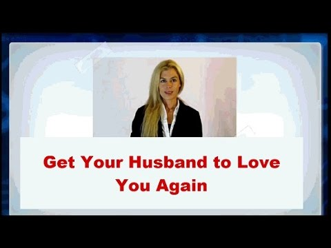 ★ Way to Make Your Husband Fall in LOVE with You again after Separation