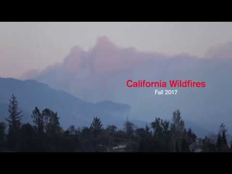 California Wildfires: One Month of Thanks