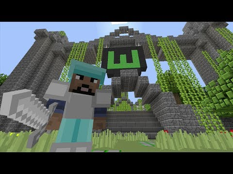 Minecraft (Xbox 360) - The Ruins Hunger Games