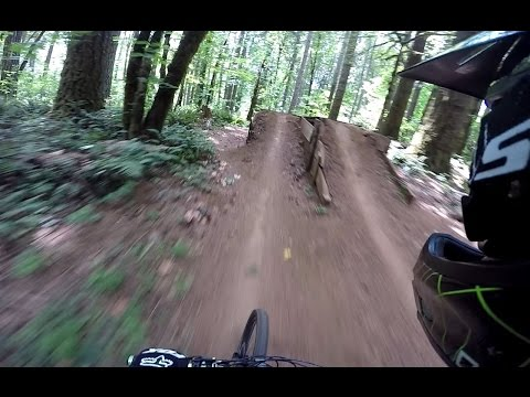 Black Rock Mountain Bike Trails - Oregon