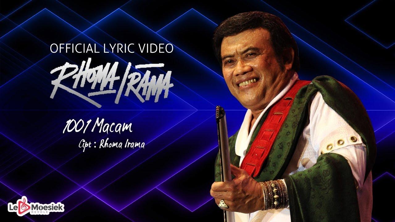 Rhoma Irama - 1001 Macam (Rerecorded)