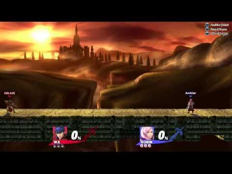 Super Smash Bros Wii U /w friends - Wrecked