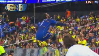 20 IMPOSSIBLE MOMENTS IN VOLLEYBALL HISTORY
