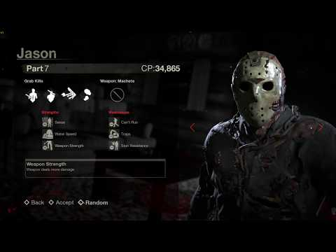 Friday the 13th part 7 (also next challenge)