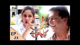 Bubbly Kya Chahti Hai Episode 23 - 6th December 2017 - ARY Digital Drama