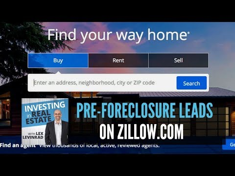 How To Use Zillow to Find Pre Foreclosure Leads