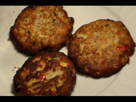 How To Make Salmon Croquettes: The Best Salmon Patties Recipe