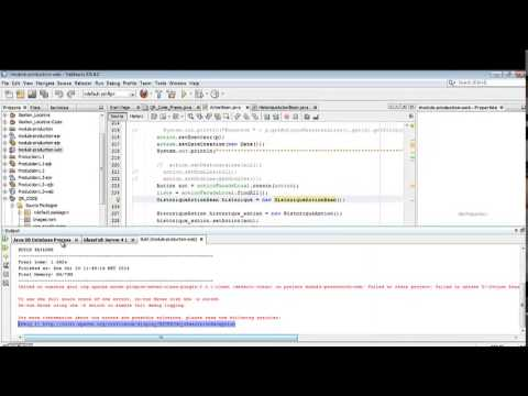 [Netbeans]Clean and build netbeans unable to delete file in Netbeans