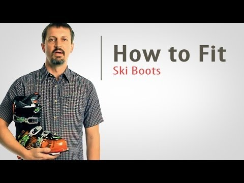 How to Fit Ski Boots