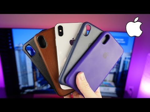 Top 5 BEST iPhone X Cases!