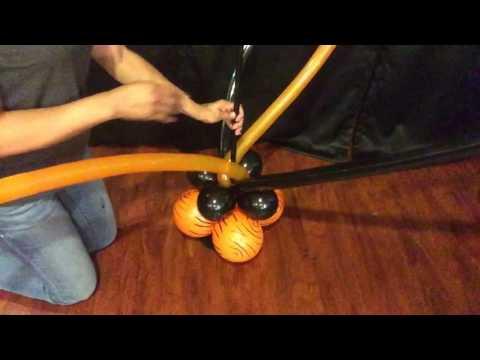 Braided 260 Balloon Twisting Tutorial