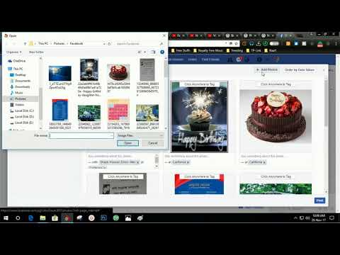 How To Create An Album On Facebook Page