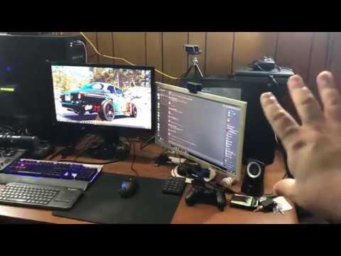 My Gaming and Streaming Setup - 2018