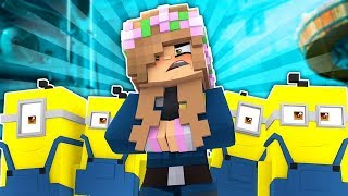 LITTLE KELLY IS THE NEW MINIONS MASTER | Minecraft