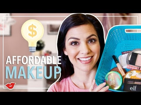 12 Affordable Drugstore Makeup Finds! | Kimberly from Millennial Moms