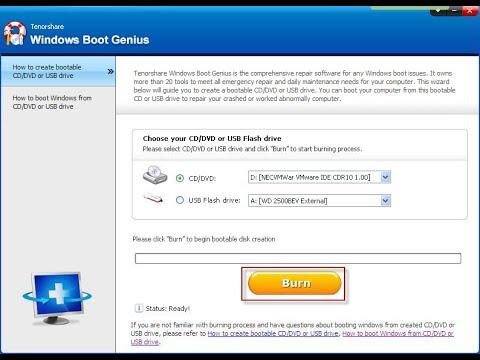 Cara Membuat DVD CD Bootable