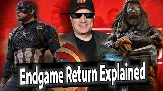 Download AVENGERS ENDGAME RETURNS TO THEATERS EXPLAINED (Crazy News) Video