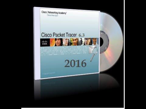 Descargar e instalar Cisco Packet Tracer 6.3 Ultima Versión 2016