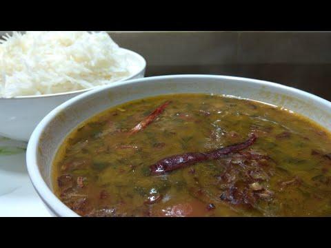 Daal Bathua recipe- less oily  and tasty recipe