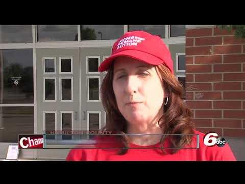 Mom wants metal detectors in all Hamilton County schools