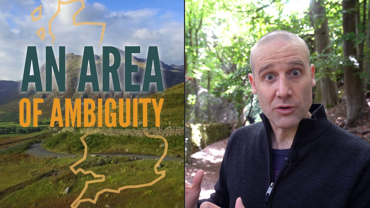 """Does """"land area"""" assume a country is perfectly flat?"""