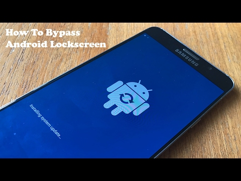 How To Bypass Android Lock Screen / Pin / Pattern / Password - Fliptroniks.com
