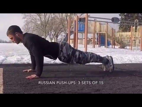 Killer Advanced chest workout Tutorial (CALISTHENICS)