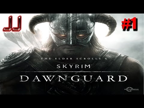 Skyrim Walkthrough | Dawngaurd #1