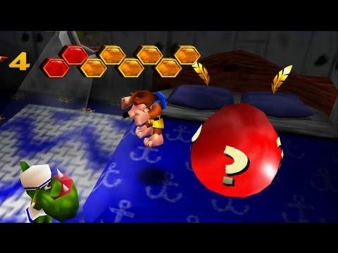 Banjo-Tooie - Heggy & The Stop 'N' Swop Mystery Eggs (Banjo-Kazooie  Crossover)