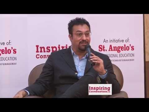 Inspiring Conversations 13 (Highlights) with Mohomed Morani. Interviewed by Agnelorajesh