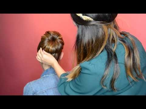 Create a Perfect Bun (Without a Sock or Donut!)
