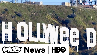 How This Man Pulled Off The Hollyweed Sign Prank hbo