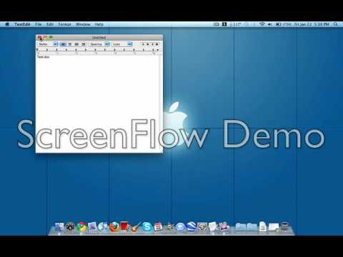 Making a Text Document on a Mac
